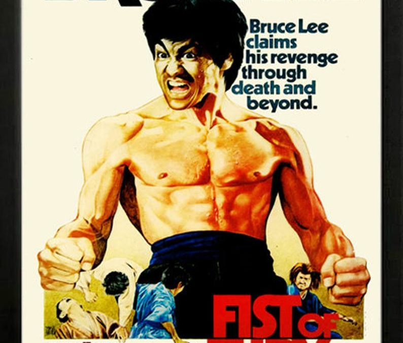 Fist of Fury Bruce Lee