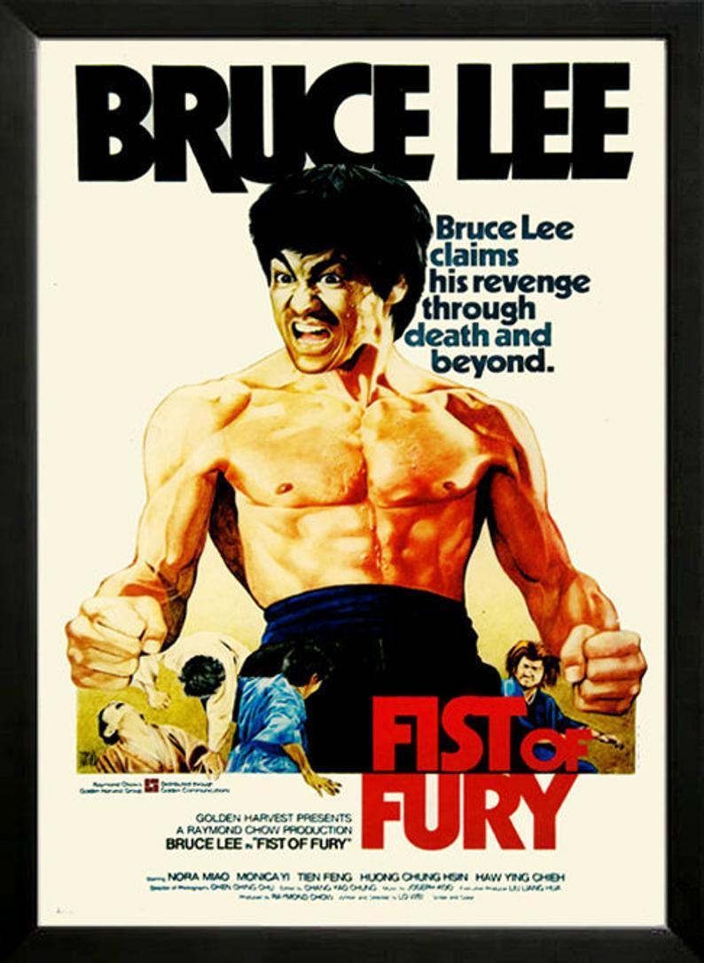 Fist of Fury Bruce Lee
