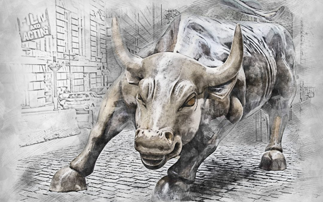 Wall Street Bull Market