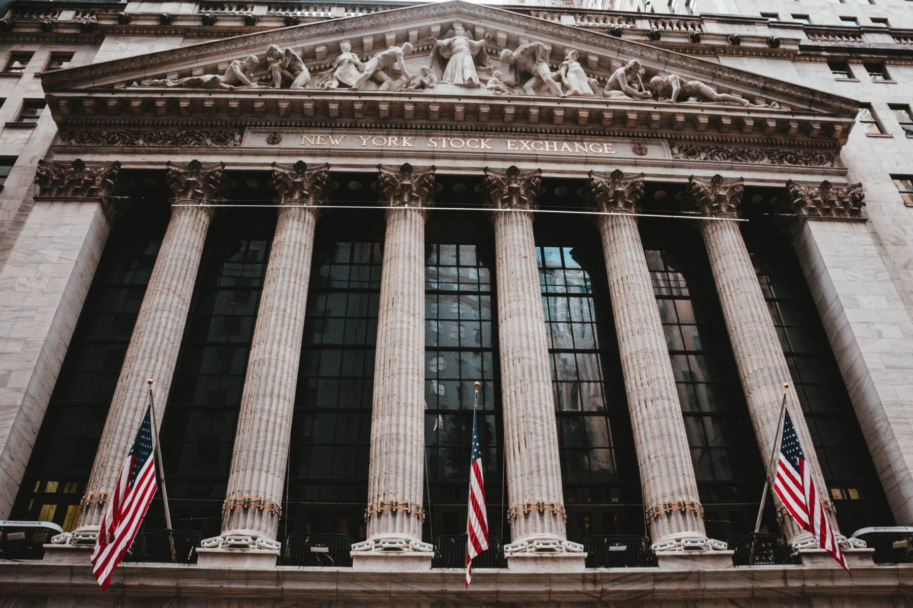 Wall Street Market Summary