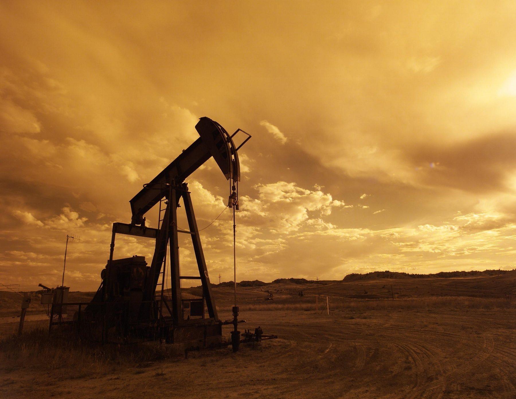 West Texas Oil